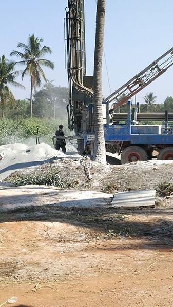 digging deeper wells